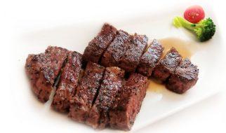 Rundvlees met kappertjes