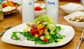 Tofoe salade