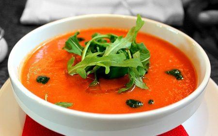 Scherpe Chinese soep